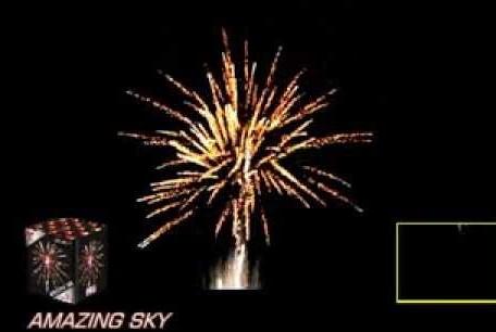 China Red | Amazing sky – 20gr. Per sh